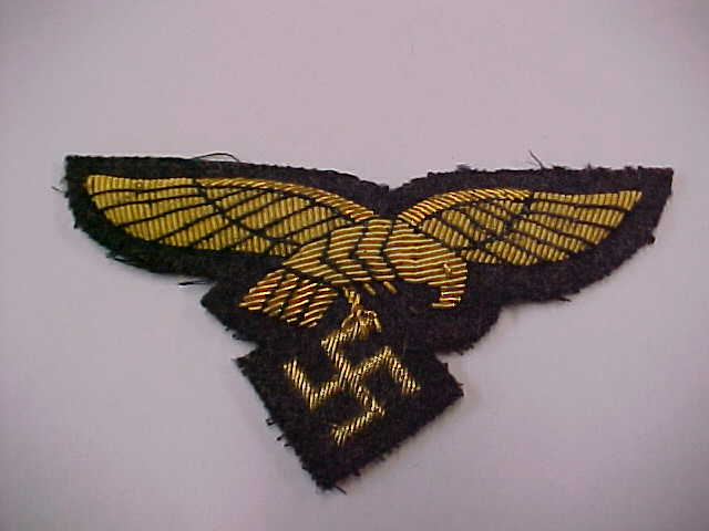LUFTWAFFE GENERAL BREAST EAGLE INSIGNIA