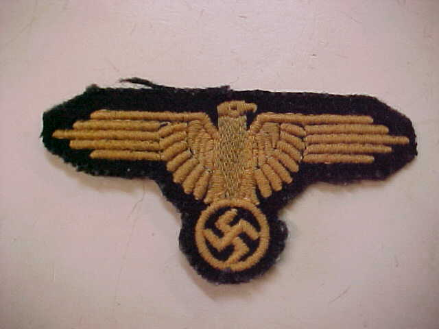 WAFFEN SS ENLISTED SLEEVE EAGLE TROPICAL