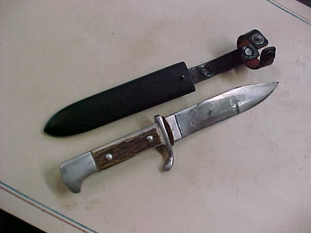 OLYMPIC SOUVENNIR KNIFE HITLER YOUTH STYLE DAGGER