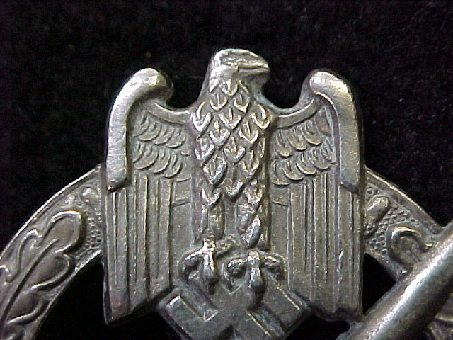 ARMY FLAK BADGE WEHRMACHT ANTI AIRCRAFT MEDAL