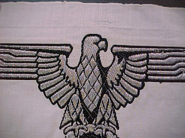 SS COMMAND FLAG PENNANT EAGLE