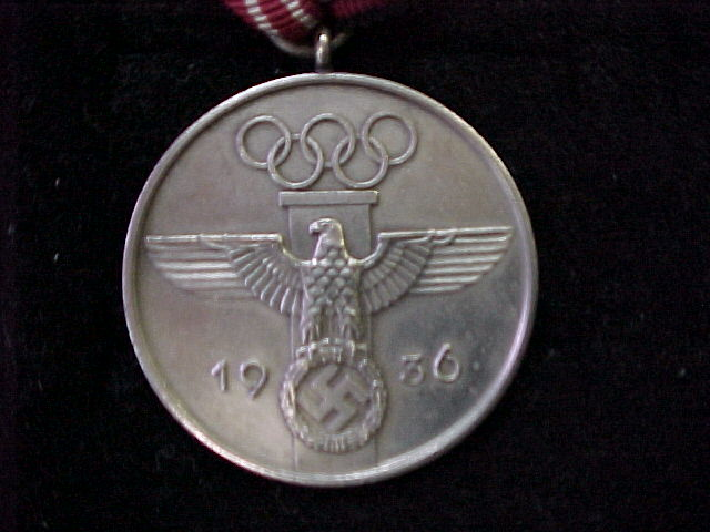 OLYMPICS GAMES COMMEMORATIVE MEDAL