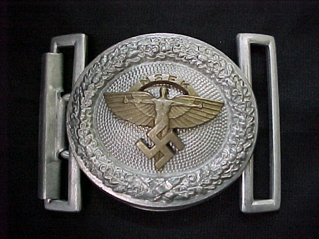 NSFK OFFICER BELT BUCKLE