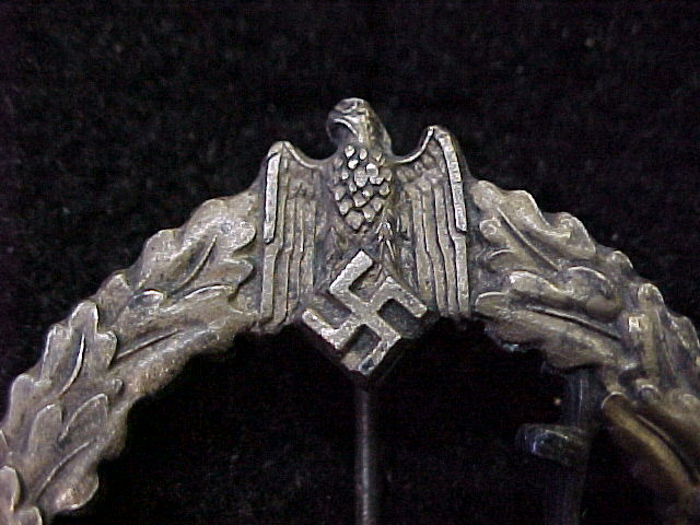 KRIEGSMARINE DESTROYER BADGE MEDAL