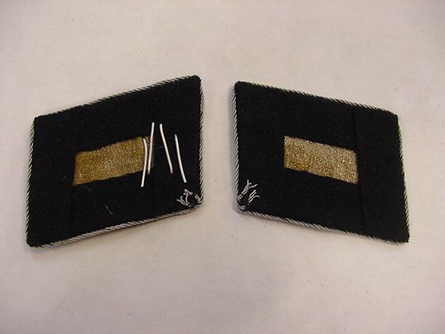 LUFTWAFFE RADIO OPERATOR AIR GUNNER CLOTH BADGE OFFICER VERSION