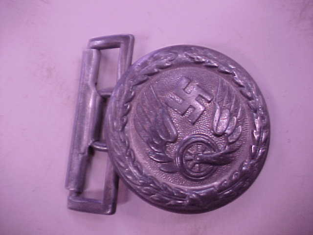 RAILWAY OFFICIALS BELT BUCKLE