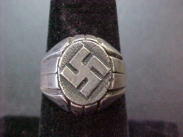 NAZI PARTY RING NSDAP