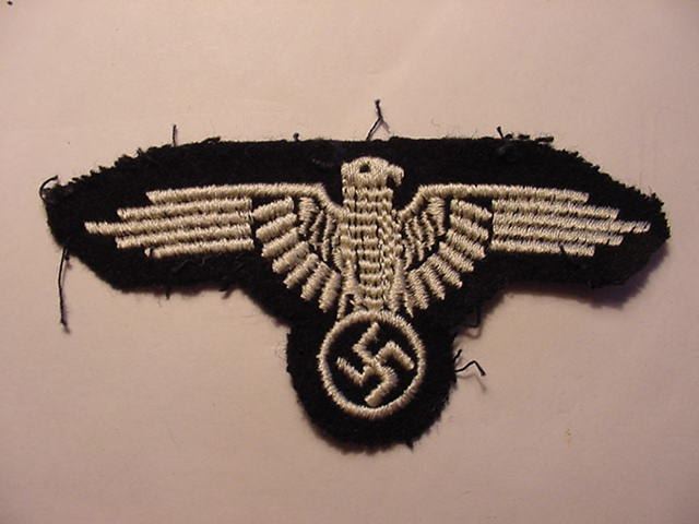 SS ENLISTED SLEEVE EAGLE