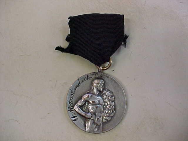 SS MOTORSTANDARTE 24 JULFEST MEDAL AWARD HIMMLER